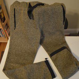NWOT Abercrombie Camp Fleece Pants